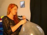 Amateurvideo Ballon Fetish 3 von TittenCindy