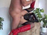 Amateurvideo GEFESSELT- Arschfick!!! von DDPaar0103