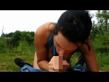 Amateurvideo Outdoor Sperma von SinaVelvet