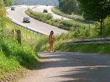 Amateurvideo Wandern und Pissen .... von wondergirl