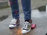 Amateurvideo Nichtsnutzig Nüsse von GypsyPage